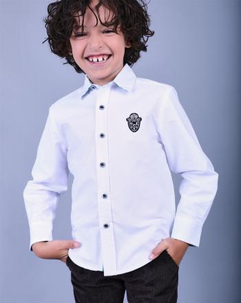Camisa I7 Aitor - Pan con Chocolate