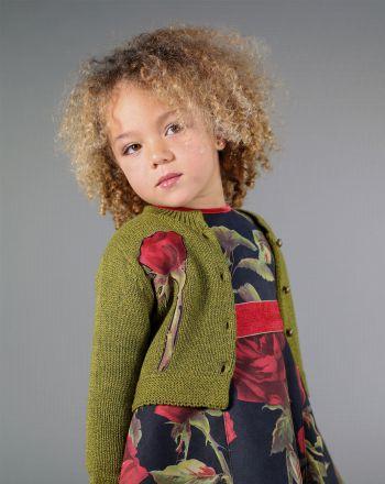Chaqueta tricot Sheila - Pan con Chocolate