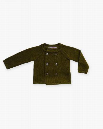 Chaqueta tricot Simon Caky - Pan con Chocolate