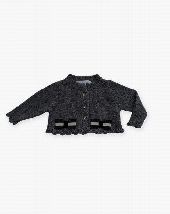Chaqueta tricot Soledad-c - Pan con Chocolate