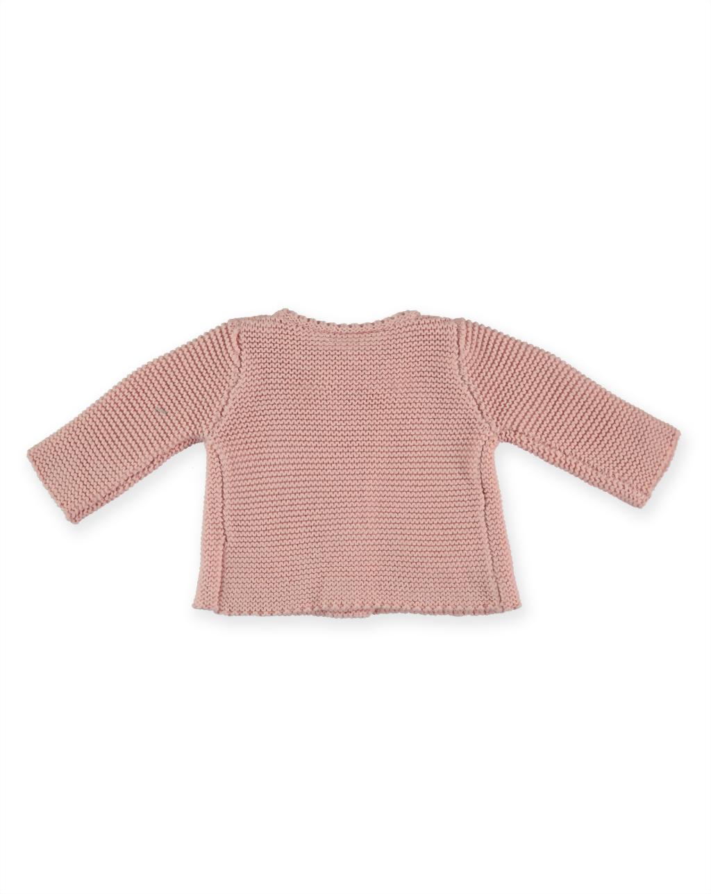 Pan con Chocolate: Chaqueta tricot Tula