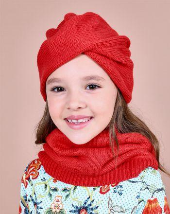 Conjunto tricot Sabrina Teja - Pan con Chocolate