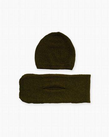 Conjunto tricot Sancho-f - Pan con Chocolate