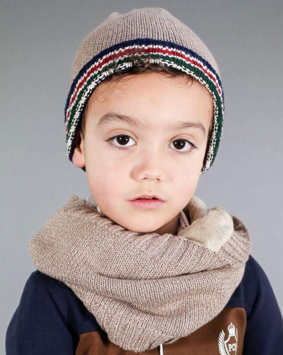Conjunto tricot Santiago-b - Pan con Chocolate