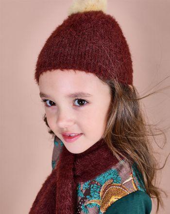 Conjunto tricot Sara-o - Pan con Chocolate