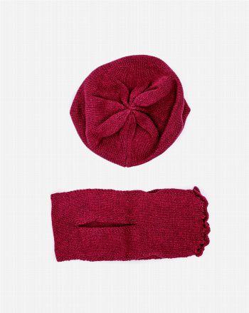 Conjunto tricot Serena-f - Pan con Chocolate