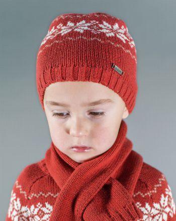 Conjunto tricot Sergi-a - Pan con Chocolate