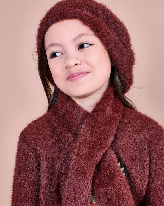 Conjunto tricot Sonia Marron - Pan con Chocolate