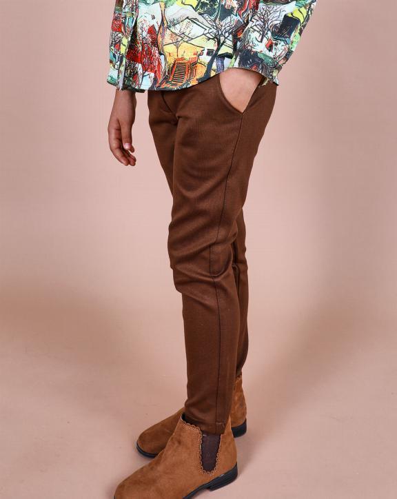 Pantalón I8 Asun - Pan con Chocolate