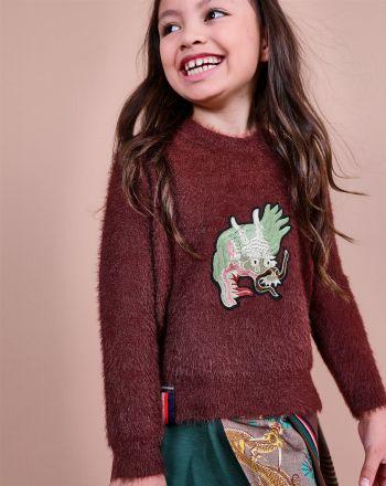 Suéter de punto Sandra-o - Pan con Chocolate