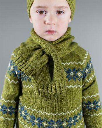 Suéter de punto Sebastian Caky - Pan con Chocolate