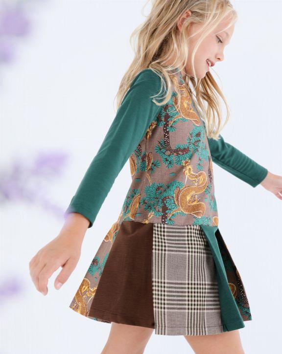 Vestido CL-Olite - Pan con Chocolate