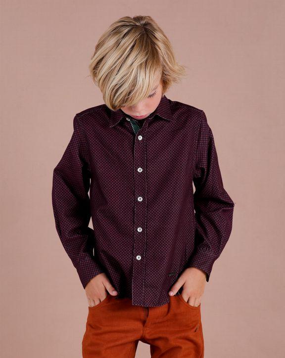Camisa Javier - Pan con Chocolate