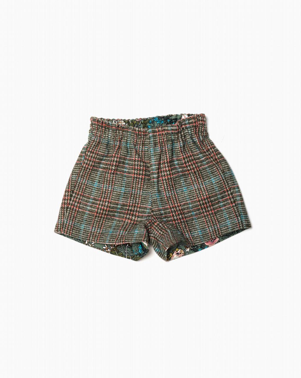 Pan con Chocolate: Shorts PCH Brigida