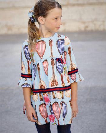 Vestido PCH Gisela - Pan con Chocolate