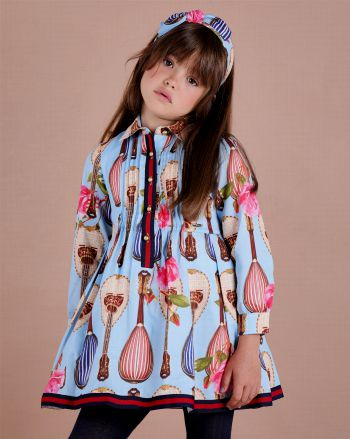 Vestido PCH Gretel - Pan con Chocolate