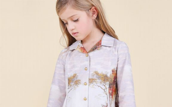 Blusa Alma - Pan con Chocolate