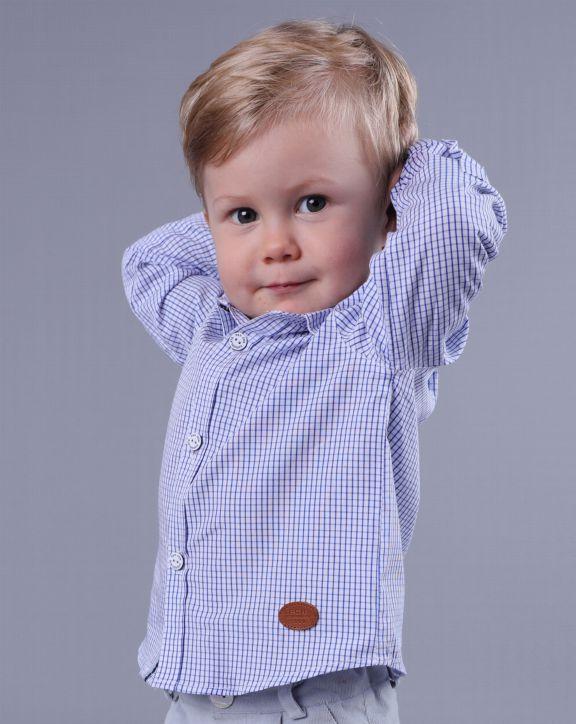 Camisa Brad - Pan con Chocolate