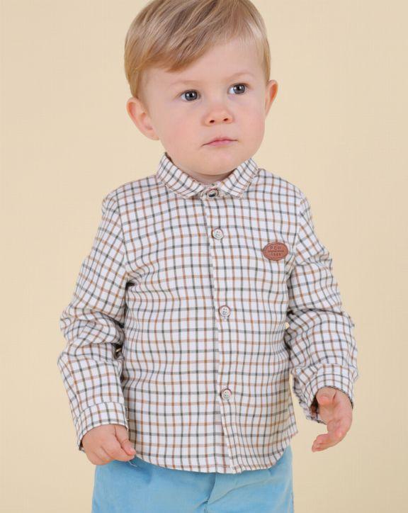 Camisa Simeon - Pan con Chocolate