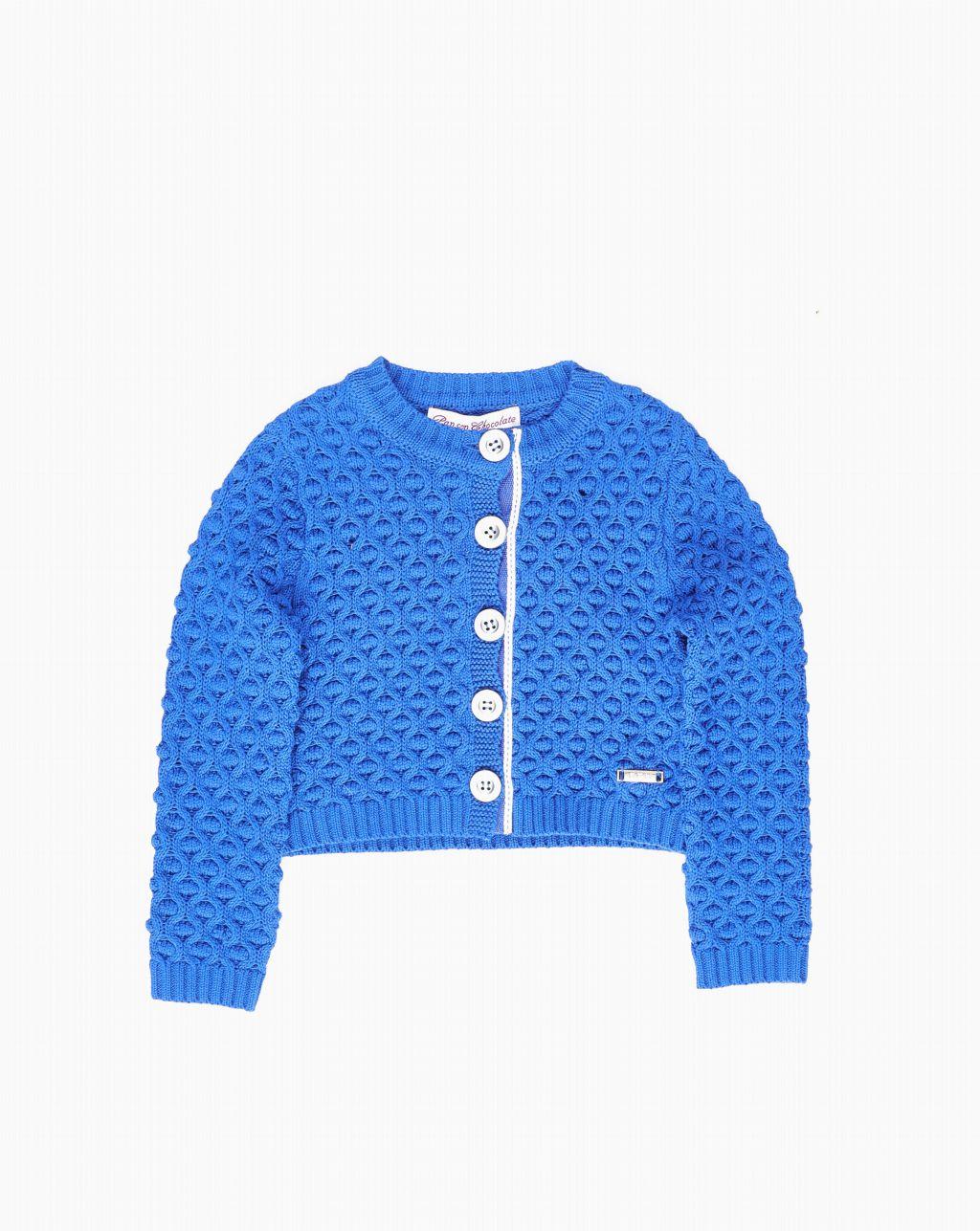 Pan con Chocolate: Chaqueta tricot Caren