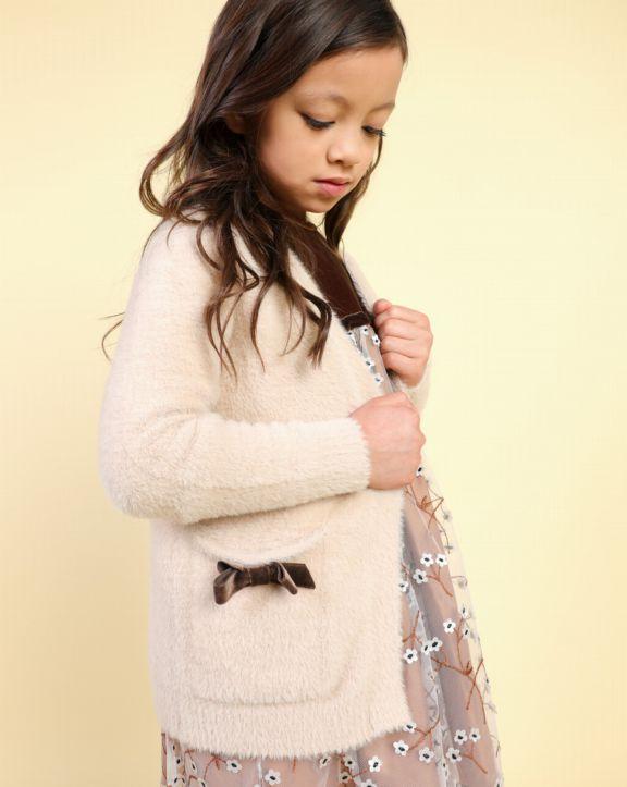 Chaqueta tricot Jira - Pan con Chocolate