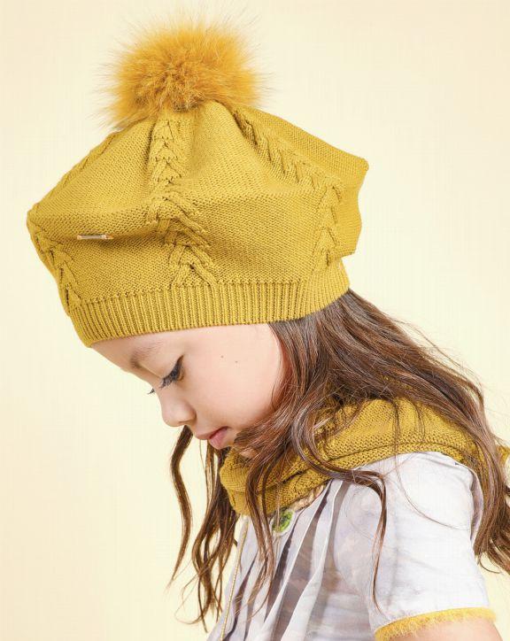 Conjunto tricot Adita - Pan con Chocolate