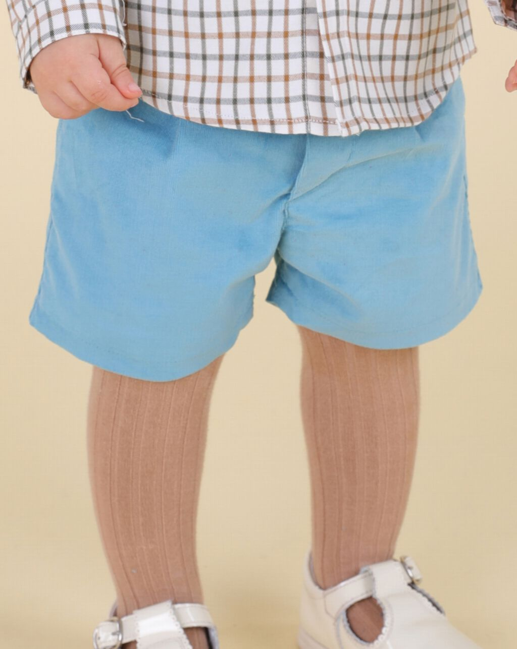 Pan con Chocolate: Shorts Silvio