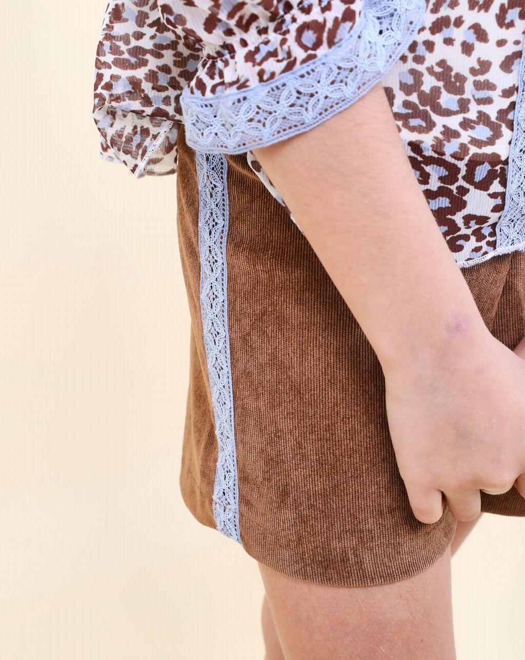 Pan con Chocolate: Shorts Trudy