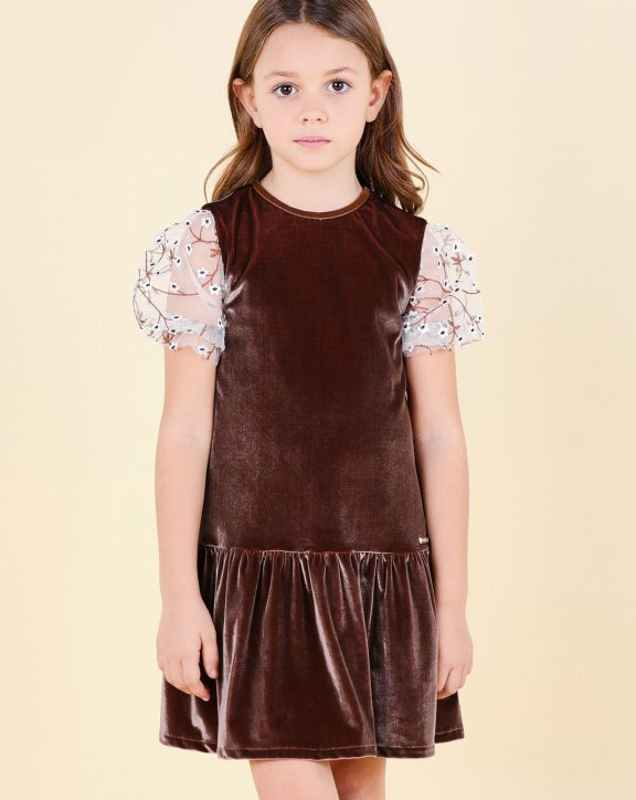 Vestido Jackie - Pan con Chocolate