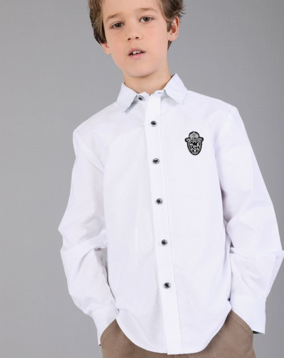 Camisa Ernest - Pan con Chocolate