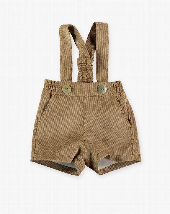 Shorts Niger - Pan con Chocolate