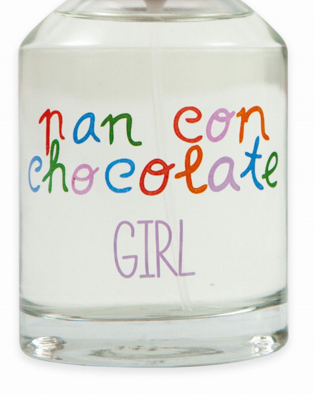 Pan con Chocolate: Colonia niña Pch