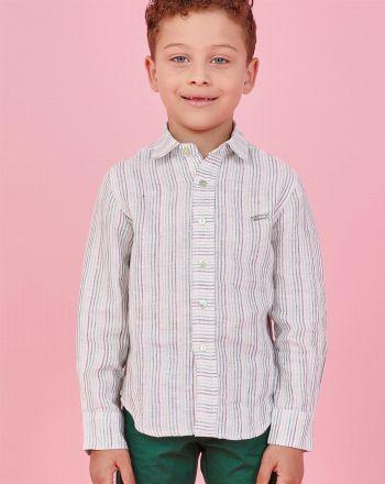 Camisa Imanol - Pan con Chocolate
