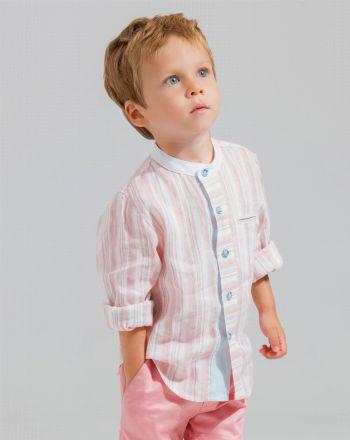 Camisa Lucas - Pan con Chocolate