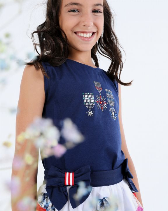Camiseta CL-Julia - Pan con Chocolate