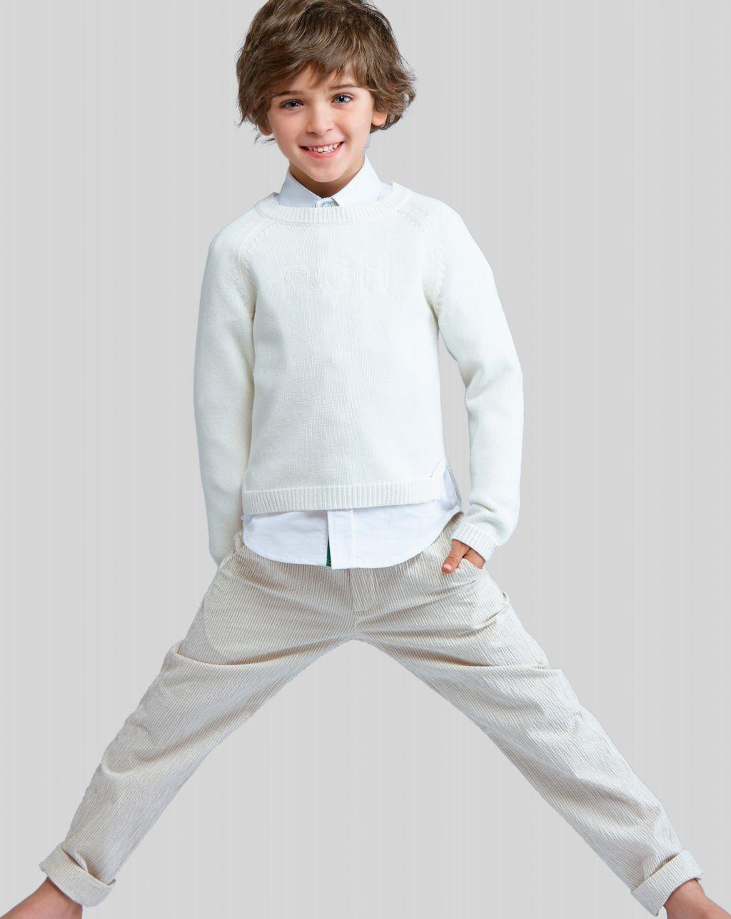 Pan con Chocolate: Pantalón Owen