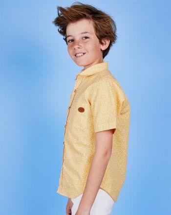 Camisa Conrad - Pan con Chocolate