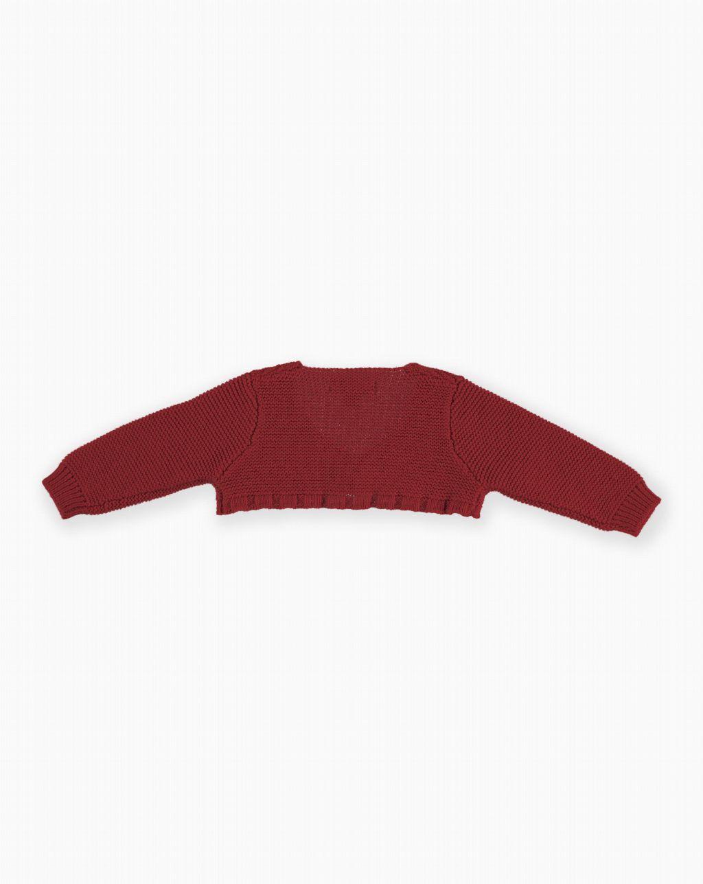 Pan con Chocolate: Chaqueta tricot Otoño