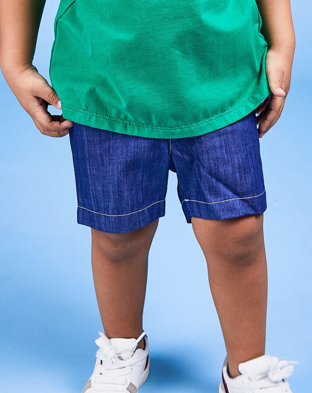 Pan con Chocolate: Shorts Roman