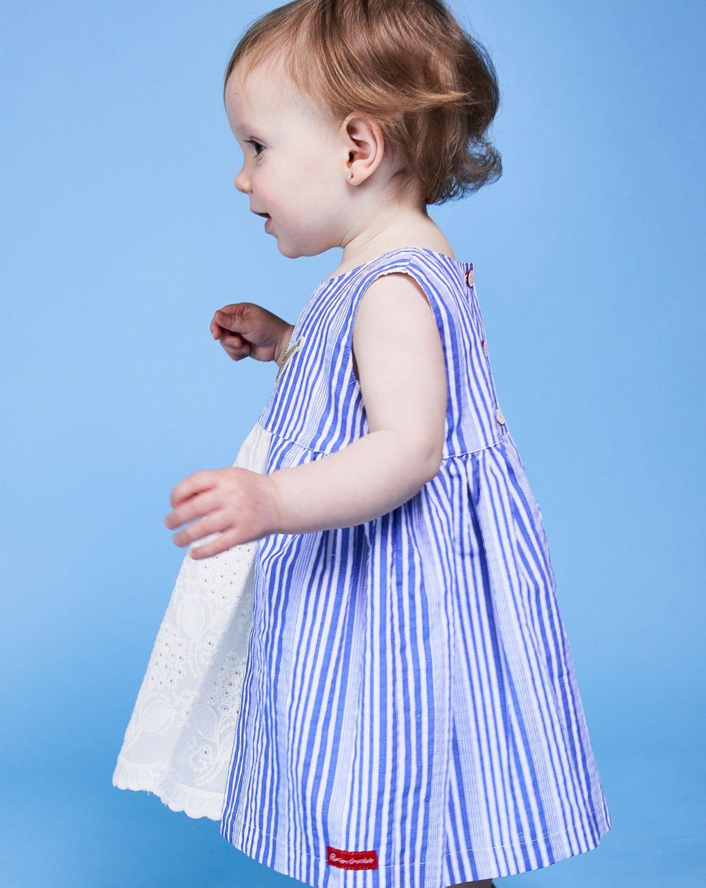 Pan con Chocolate: Vestido Ingrid