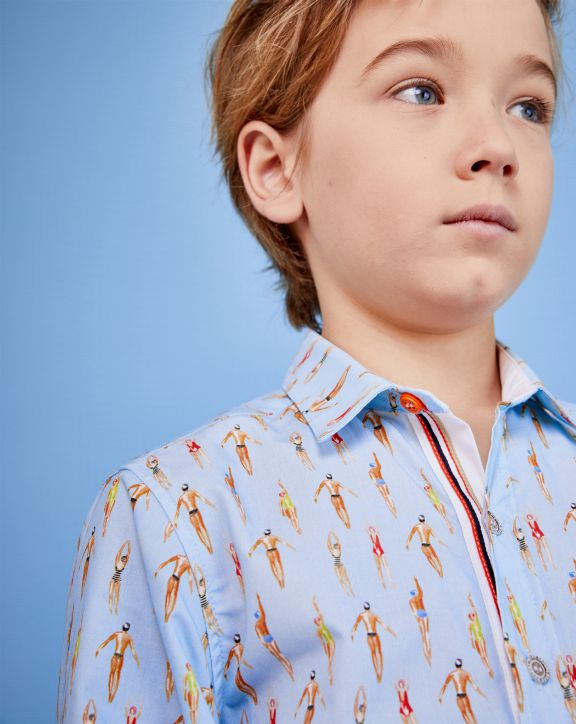 Camisa PAN Dalton - Pan con Chocolate