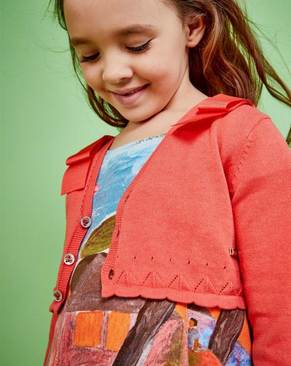 Chaqueta tricot Alice - Pan con Chocolate