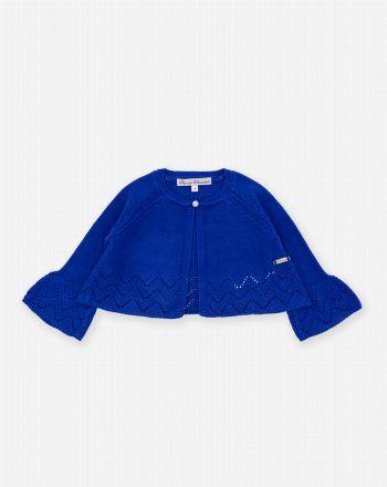 Chaqueta tricot Lukene - Pan con Chocolate