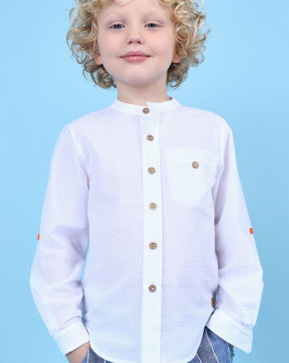 Camisa Calder - Pan con Chocolate