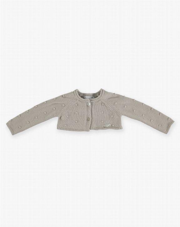 Chaqueta tricot William - Pan con Chocolate