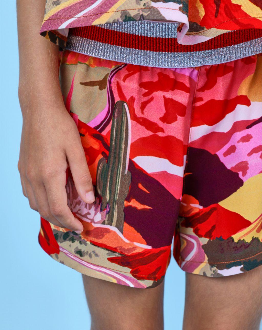 Pan con Chocolate: Shorts Baltico