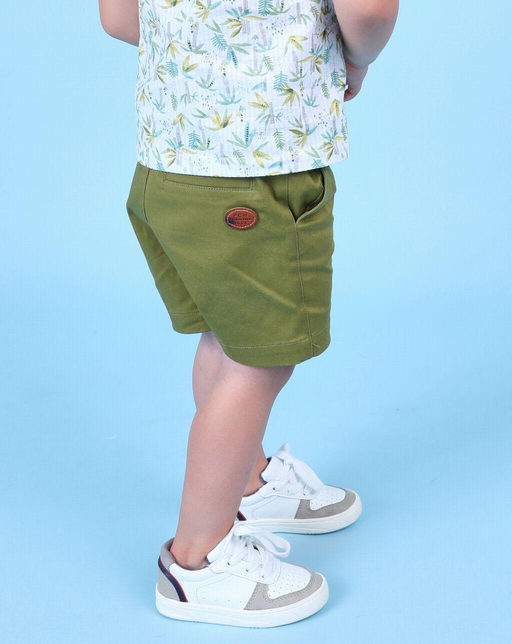 Pan con Chocolate: Shorts Josue